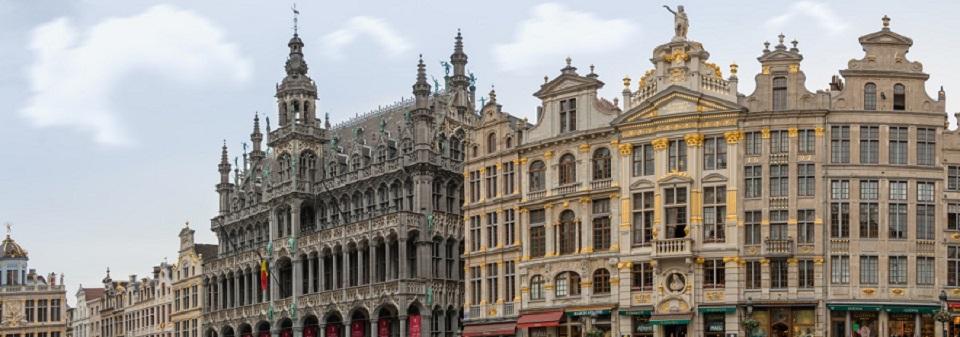 Viaje a Bruselas para visitar la ciudad y el Parlamento Europeo