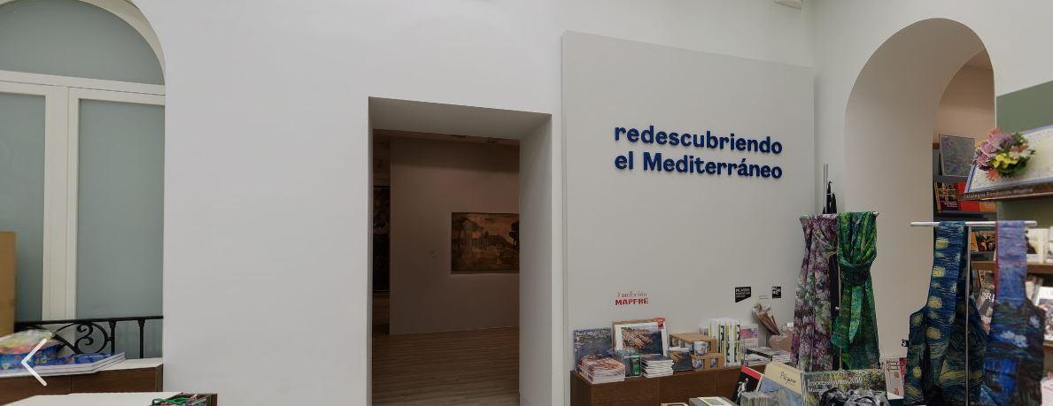 Visita guiada a la exposición Redescubriendo el Mediterráneo