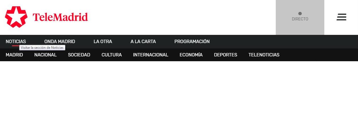 ¿Estás cansado/a de que Telemadrid no tenga una sección sobre Europa?